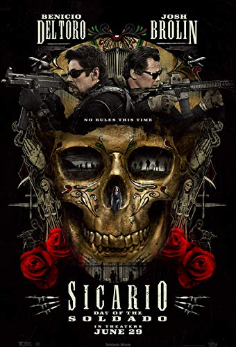 SICARIO -DAY OF SOLDADO