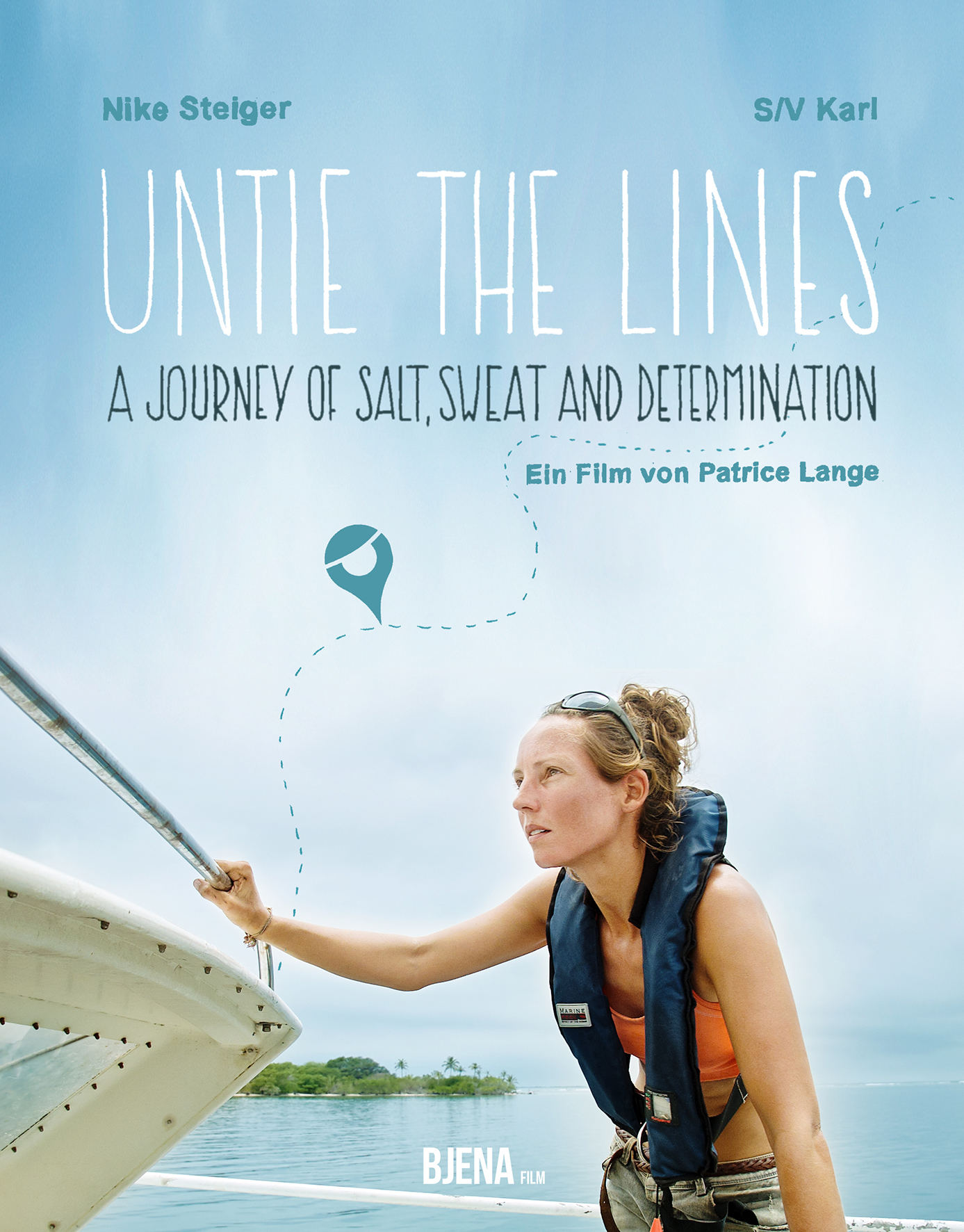 UNTIE THE LINES -SPECIAL SHOWING WEDNESDAY 3/21